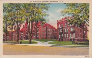 New York Rochester St Bernard's Seminary