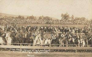RP: PENDLETON , Oregon , 00-10s ; Cowboy Band ,  Parade
