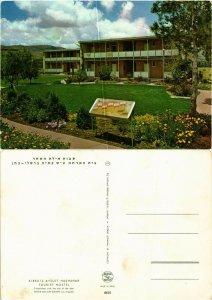 CPM AK Israel - Kibbutz Ayelet Hashahar Tourist Hostel (772619)
