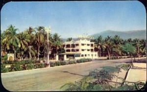 mexico, ACAPULCO, Gro., Hotel Las Hamacas (1960s)