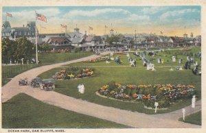 OAK BLUFFS , Mass. , 1916 ; Ocean Park