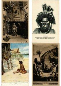 PAPUA NEW GUINEA PAPOUASIE-NOUVELLE-GUINÉE 28 CPA Mostly pre-1940 (L2690)
