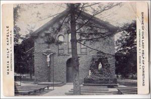 Shrine of Our Lady, Cheektowaga NY