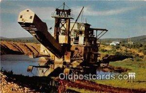 Gold Dredge Fairbanks Unused