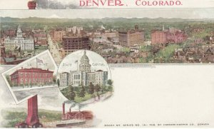 DENVER , Colorado, PMC 1898