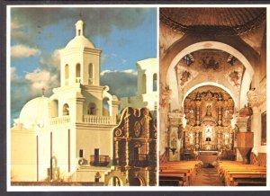 San Xavuier Del Bac Mission,Tucson,AZ BIN