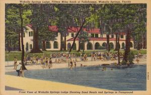 Wakulla Springs Lodge, WAKULLA SPRINGS, Florida, 1930-1940s