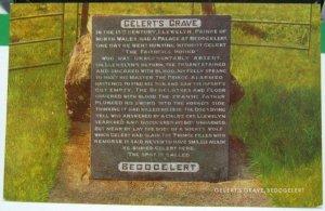 Wales Gelert's Grave Beddgelert - unposted