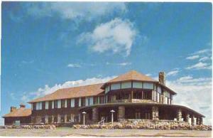 Wilhelmina Inn, Queen Wilhelmina State Park, Mena, Arkansas, AR, Chrome