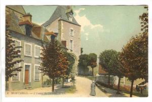 Montargis, France, 00-10s, La Entree du Chateau