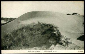 Sand Plateau. Duneland Study. C.R. Childs