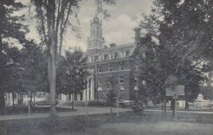 Vermont Poultney The Green Mountain Junior College Ames Hall Albertype