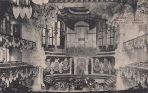 BARCELONA , Spain , 00-10s ;  Palau de la Musica, Catalana