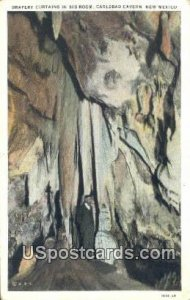Drapery Curtains in Carlsbad Caverns, New Mexico