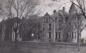 VERMILLION, South Dakota, PU-1912; East Hall U.S.D.