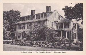 Massachusetts Rockport Rockport Lodge The Vacation House Albertype