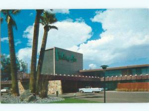 Pre-1980 VALLEY HO MOTEL Scottsdale Arizona AZ W5882