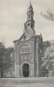 QUEBEC CITY , Quebec , 1920-30s; Chapel of the Franciscan Sisters