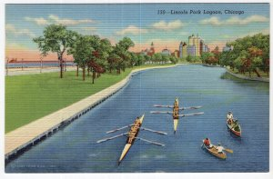 Chicago, Lincoln Park Lagoon