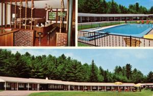 ME - Norway. Ledgewood Motel