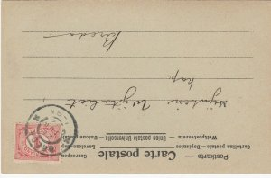 La Poste au TRANSWAAL , Africa , 1902