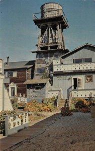 MENDOCINO, CA Bay Wind Gallery & Laundromat 1967 Vintage Postcard