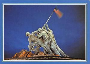 US Marine Corps War Memorial - Iwo Jima