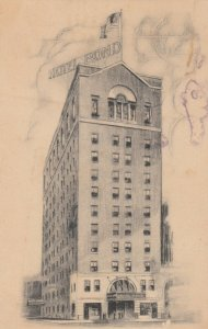 HARTFORD, Connecticut, 1910-30s ; Hotel Bond