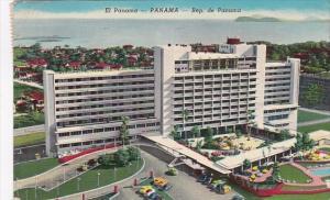 Panama El Panama Hotel 1953