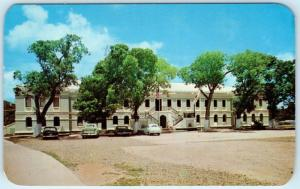 ST. THOMAS, VIRGIN ISLANDS  Former High School  SENATE BUILDING ca1950s Postcard