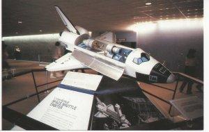 Postcard TN Tennessee World Fair 1982 USA Pavilion Space Shuttle Columbia