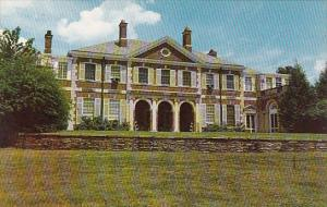 The Governors Mansion Nashville Tennessee