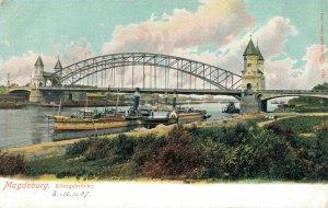 Germany Magdeburg Königsbrücke 03.87