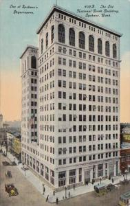 Washington Spokane Old National Bank Building 1912