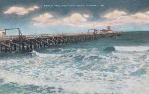 Florida West Palm Beach Hedley Pier