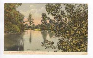 A picturesque Spot on The Ashuelot River, Keene, New Hampshire,00-10s