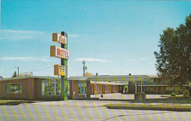 Idaho Montpelier Park Motel