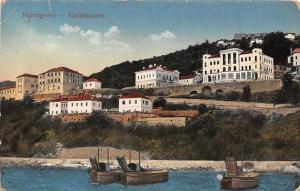 Montenegro Herceg Novi - Castelnuovo, boats, Castle