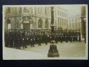 Birmingham Presession by WESTMINSTER FIRE OFFICE Colmore Road c1912 RP Postcard