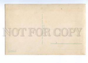 173409 HOLLAND Tilburg Conservatorium Vintage photo postcard