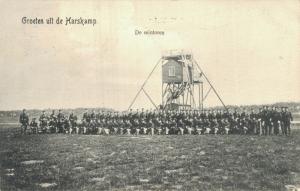 Netherlands Groeten uit de Harskamp de Seintoren 01.74