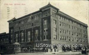 Hotel lone Guthrie OK 1908