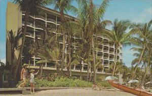 Hawaii Honolulu Surf Riden Hotel On The Beach At Waikiki