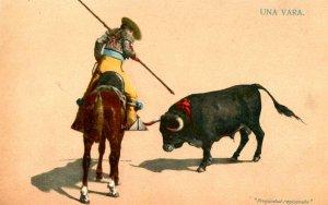 Bullfighting - The Stick