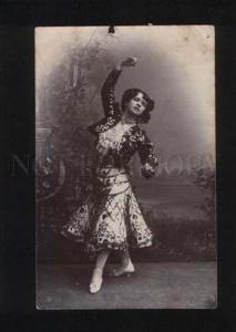 053229 LOLLA BRAVO Famous Dancer AUTOGRAPH Photo 1907
