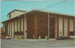 The New Greensboro Public Library, Greensboro, North Carolina