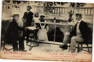 CPA Bourbonne les Bains - Cure de Lavage (270462)