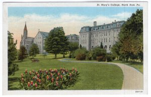 North East, Pa, St. Mary's College