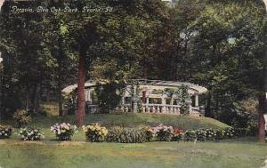 Illinois Peoria Pergola Glen Oak Park