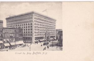 BUFFALO, New York, 00-10s; Ellicott Square Building